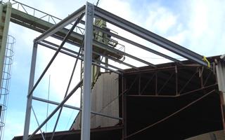 Agrandissement de bâtiment