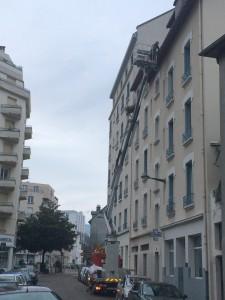 Nettoyage de chéneaux et gouttières à Grenoble