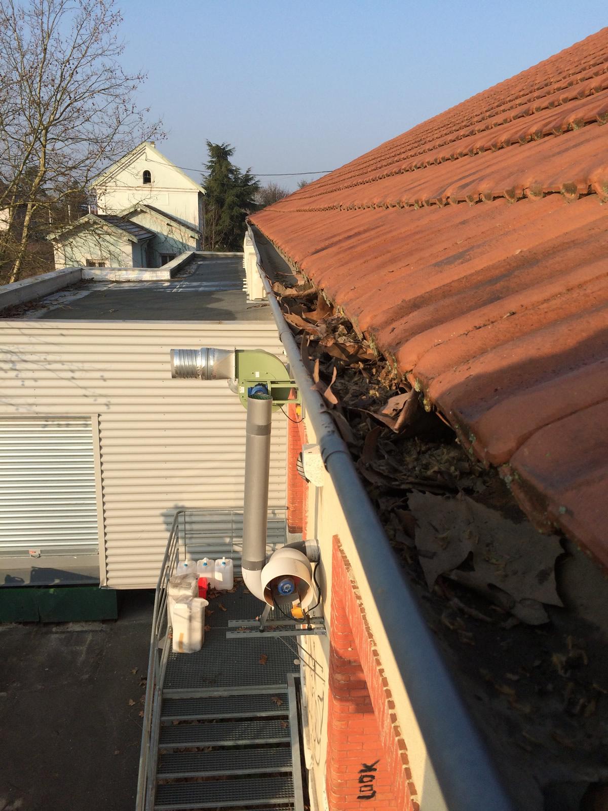 Entretien de toiture à Beaurepaire